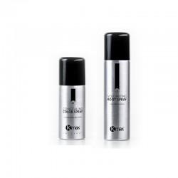 Zestaw Kmax Maskowanie Łysiny i Siwych Włosów 100ml Zwiększanie Objętości Włosów 150ml